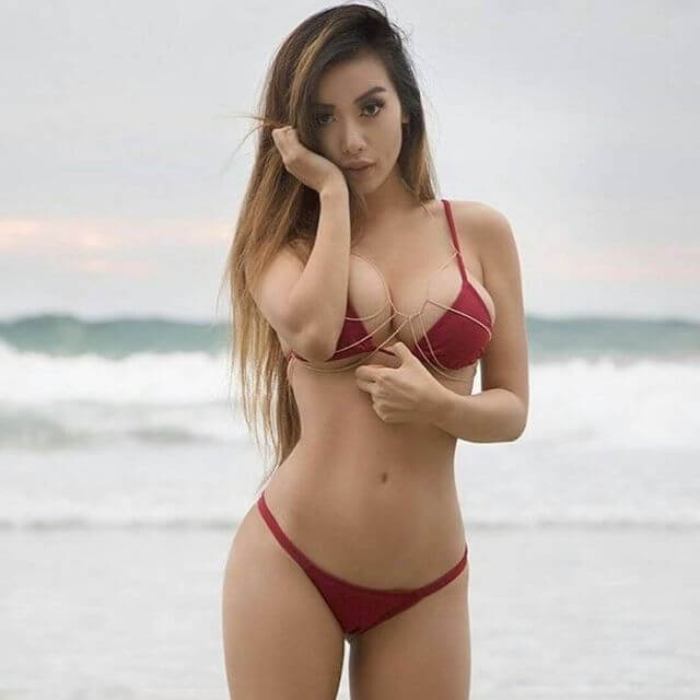 Hot model escort girl